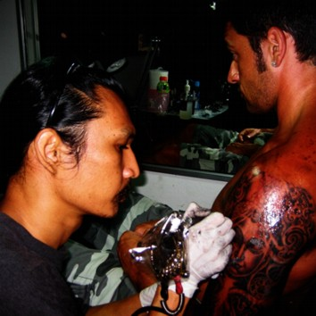 Koh Samui Tattoo Welcome To Mr Tak Thailamai Lamai Tattoo Koh Samui